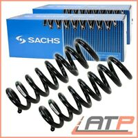2X SACHS SUSPENSION COIL SPRING REAR MERCEDES BENZ CLS C219 04-10 E-CLASS W211