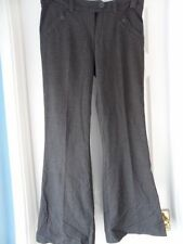 Viscose Regular Size Tailored Topshop Trousers for Women