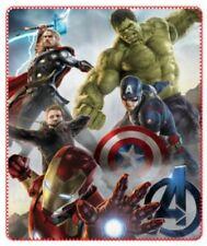 Marvel Avengers Age of Ultron Action Fleece Blanket Polar Bedroom Throw Children