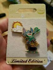 Disney Store Europe - Stitch St Patrick's Day LE 800 Disney Pin