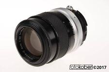 NIKON MF 135mm f/2,8 Nikkor- Q Auto - SNr: 256214