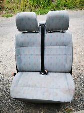 Volkswagen Transporter T4 Double Front Seats Vw