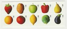 Great Britain, Postage Stamp, #2108-2117 Mint NH, 2003 Fruit, JFZ