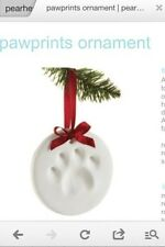 Paw Print Christmas Decoration