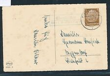 02127) OWL Landpost - Ra2 Theenhausen über Bielefeld 2,DS- Karte 1941