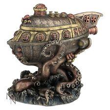 Leviathan's Escape, Steampunk Submarine, Nemesis Now