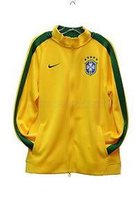 Kids Brazil Soccer Jacket 613989 703