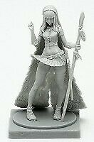 Pinup Savior Model for Kingdom Death Game Resin Figure Recast 30mm