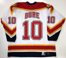 PAVEL BURE FLORIDA PANTHERS 1998 STARTER AUTHENTIC GAME JERSEY SIZE 56