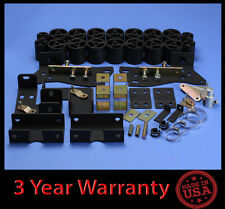 "2006 Chevy Pickup 3/4 Ton HD 2WD/4WD 3"" Full Body Lift kit Front & Rear"