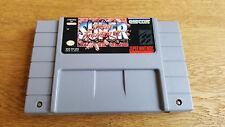 Super Street Fighter II  US-Version für SNES Super Nintendo NTSC