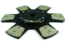 FX STAGE 3 SPRUNG 6-PUCK RACE CLUTCH DISC FORD MUSTANG GT LX COBRA SVT 4.6L 5.0L