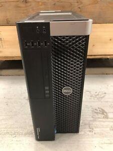Dell T5600 - Intel E5-2640@2.50GHz 6-Core, 16 GB, 500GB, Quadro 600 1 GB, W10Pro