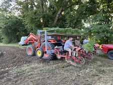 Rj Equipment 3 Row Carousel Planter Hemp