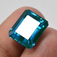 Natural RARE Certified 11.00 Ct Copper Bearing Paraiba Tourmaline Blue Gemstones