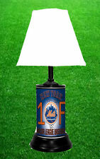 NEW YORK METS - MLB LICENSE PLATE LAMP - FREE SHIPPING IN USA