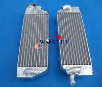 Aluminum Radiator for KTM 125/200/250/300 SX/EXC/XC/MXC 1998-2007 99 00 01 02 03