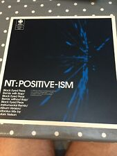"NT (2) ‎– Positive-ism 12"" promo single Epic ‎– XPR3312"