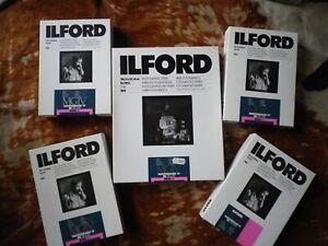Ilford Multigrade IV RC De-Luxe Glossy Photographic Paper Job Lot