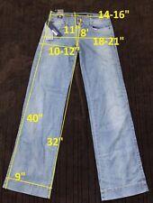 139$ NWT MISS SIXTY DL0005 HALLE sz W24 L32 jeans stretch cotton  women