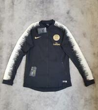 Men's Nike PSG Paris Saint Germain Anthem Jacket 894365-013 Black/Gold sz S M