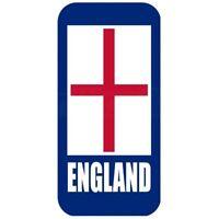 Adhesive St George England Flag Car Number Plate Road Legal Vinyl Sticker Badge