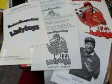 Rodney Dangerfield Ladybugs Press kit