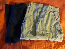 Old Navy Khaki Boys Pants ~ Size 12 ~ Nice Used Condition ~ Lot of 3 Pair