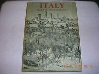 Italy book Martin Hurlimann 225 pictures in photogravure dust jacket (HC, 1953)