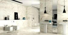Carrara Gloss Marble Design Wall Tiles 30x60 Rectified AAA Grade Feature Tiles.