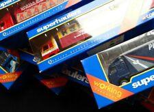 Corgi Superhaulers Trucks Vans 1:64 Scale Original Boxes - Many Types Available!