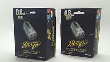 2 Stinger ShocKrome 0 4 8 Gauge AWG Amp Power Ground Distribution Blocks shd20