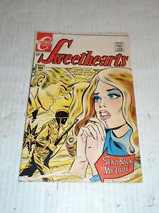 Charlton SWEETHEARTS #115 (1971) Art Cappello & Sal Gentile Cover