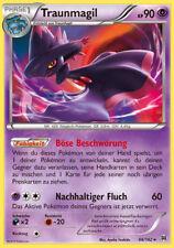 Traunmagil / Mismagius - 66/162 Turbostart - Holo Deutsch NM Pokemon