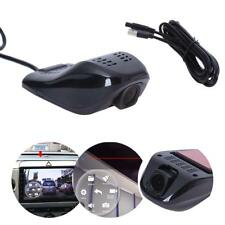 Android System USB 1080P HD Hidden Car Auto DVR Camera Driving Video Recorder