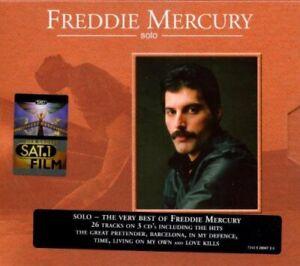 Mercury, Freddie - Solo - The Very Best of Freddie... - Mercury, Freddie CD WOVG