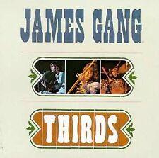 James Gang : Thirds CD