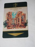 THE DESERT INN Hotel & Casino las Vegas Room Key Card