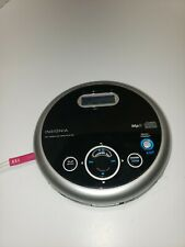 Insignia Portable CD MP3 Player with FM Tuner - Black - VGC (NS-P5113)