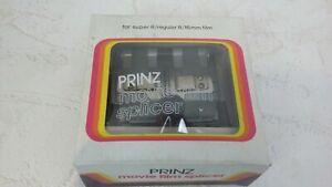 Prinz Movie Film Splicer Super 8 Regular 8 16mm Film  Vintage Collectable S127
