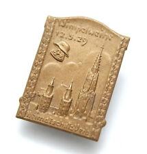 Abzeichen,Heimwehr,Heimatschutz,Wien 1929,Steiermark,home guard cap badge,HW,pin
