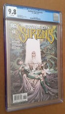 Gotham City Sirens #13 1st Print CatWoman Guillem Cover CGC 9.8 NM+/M Low Census