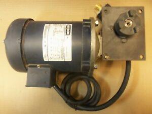 LEESON C4T17FC40A Motor S56C Frame 1/2HP 60HZ 208-230/460V w/ Leeson W5180032.00