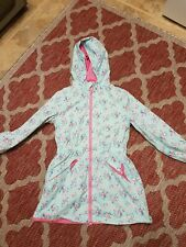PETER STORM GORGEOUS GIRLS LIGHTWEIGHT COAT.AGE 9-10. GREAT FOR BRITISH WEATHER