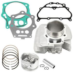 Cylinder Piston Ring Gasket Kit For Honda TRX500FE Foreman 500 4X4 Es 2005-2011