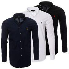 Polo Ralph Lauren Herren Hemd Shirt S M L XL XXL Slim Fit, Original & NEU!