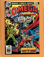 OMEGA THE UNKNOWN #3 VF+ to VF/NM
