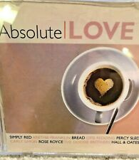 Absolute Love Various Artists Cd