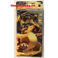Pokemon Gioco di Squadra mazzo CHARIZARD Fiamma Implacabile