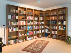 interlübke Bücherregal »studimo«, Kirschbaum, moderner Designklassiker, wie neu